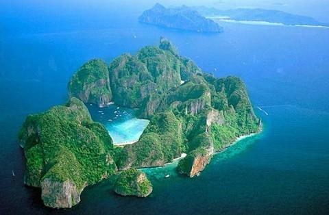 Отдых на островах Тайланда, острова Пи Пи