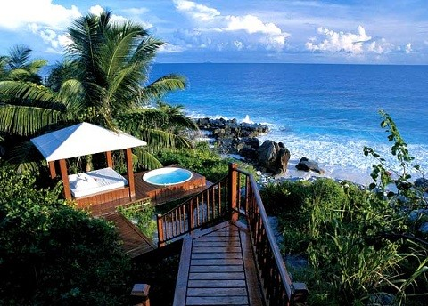 отдых на Сейшельских островах, остров Силуэт - сказочный край