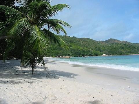 Отдых на Сейшельских островах, Праслин, самый популярный пляж - Ансе Лацио