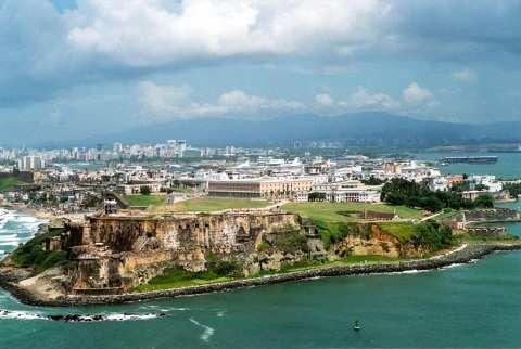 Отдых на Карибских островах, Пуэрто-Рико - старый Сан-Хуан