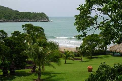 Отдых на Карибских островах, Ямайка - кругом радующая глаз зелень