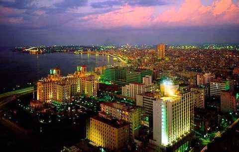 Отдых на Карибских островах, Прекрасная Гавана