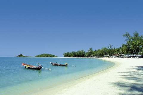 Отдых на островах Тайланда, Самуи - пляж Натон