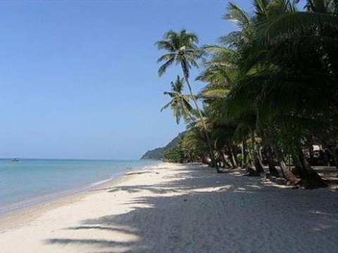 Отдых на островах Тайланда, Ко Чанг - пляж White Sand Beach