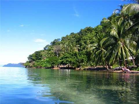 Отдых на островах Тайланда, Ко Чанг, живописные уголки