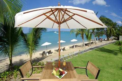 Отдых на островах Тайланда, Самуи - пляж Бопхут, отель
