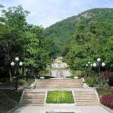 Кавказские Минеральные Воды - Железноводск, курортный парк