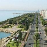 Отдых на Кипре, цены - набережная Лимассола с высоты птичьего полета