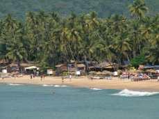 Отдых на Гоа, цены - пляжи Южного Гоа