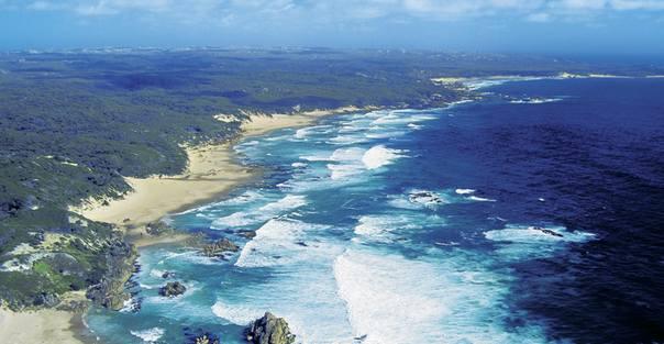 Остров Тасмания - Запад Кост