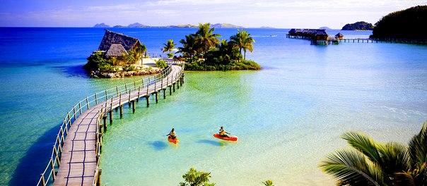 Отдых на острове Фиджи - гостиницы Фиджи