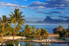Острова Французской Полинезии - Отели Таити