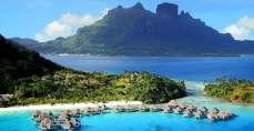 Острова Французской Полинезии - Таити