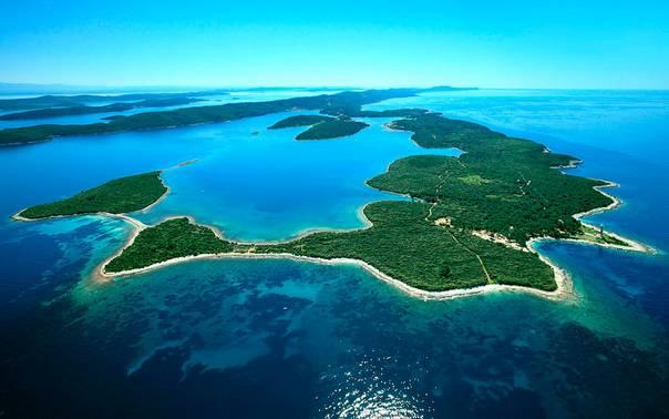 Отдых на островах Хорватии - Дуги Оток