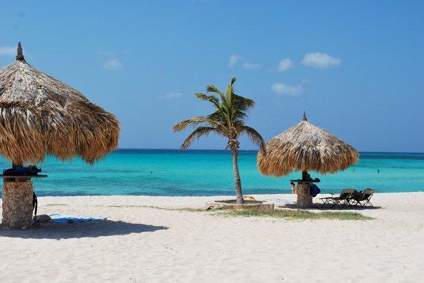 Отдых на острове Аруба - Аруба_пляжи