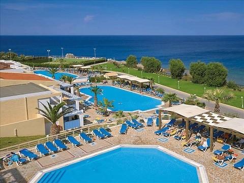 Отдых на острове Родос, великолепные отели