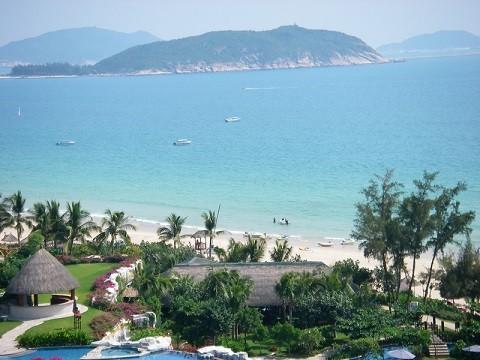 Отдых на острове Хайнань, Ялунвань - отдых наедине с природой