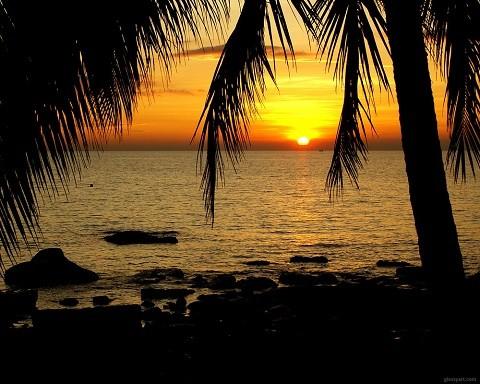 Отдых на островах Тайланда, остров Куд , романтичные закаты