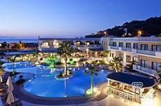 Отдых на острове Закинф, типичный отель