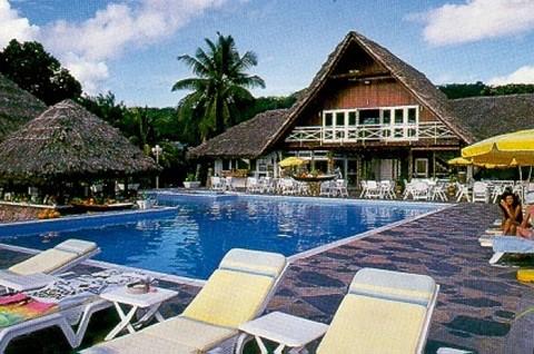 отдых на Сейшельских островах, остров Ла Диг - один из отелей