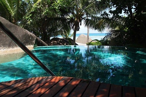 отдых на Сейшельских островах, остров Силуэт - один из отелей