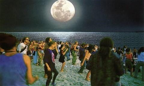 "Отдых на островах Тайланда, Пханган - ""Full Moon Party"""