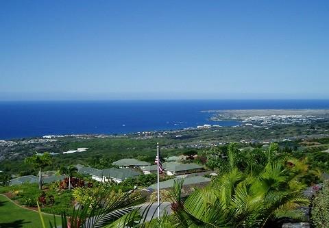 Отдых на Гавайских островах - город Каилуа-Кона