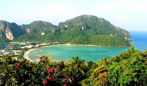 Отдых на островах Тайланда, остров Пи Пи Дон