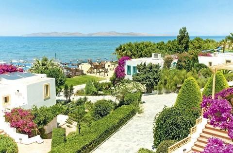 Отдых на острове Кос, Мастихари, типичные отели