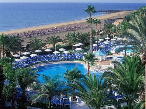 Отдых на островах Испании, канарские острова, остров Лансероте, прекрасные, комфортабельные отели