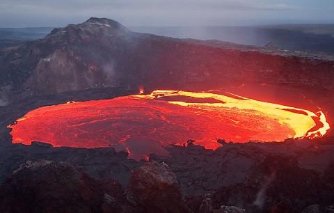 Отдых на Гавайских островах - Вулкан Килауэла