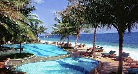 Мальдивские острова, отдых - отель Royal Island