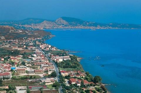 Отдых на островах Греции, остров Закинф