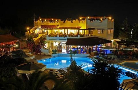 Отдых на острове Кос, Ламби - самый веселый курорт острова