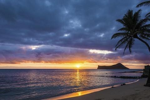 Отдых на Гавайских островах - удивительные пейзажи Оаху