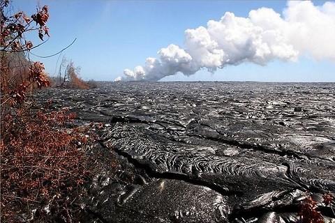 Отдых на Гавайских островах, Национальный парк Гавайские вулканы на Большом острове