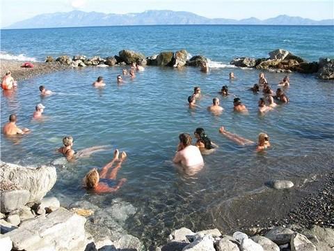 остров Кос, курорт Агиос - Фокас