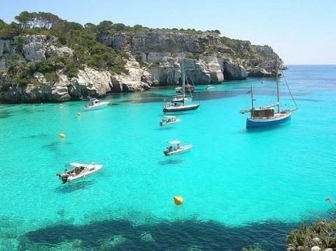 Отдых на островах Испании, остров Форментера - скучать не приходится