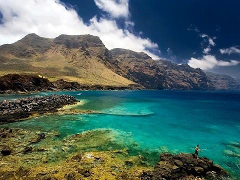 Отдых на острове Тенерифе, прекрасные пейзажи