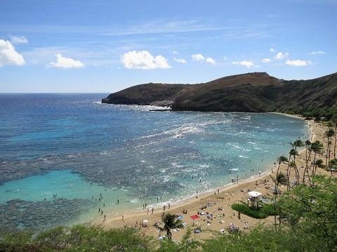 Отдых на Гавайских островах - побережье Кона на Большом острове