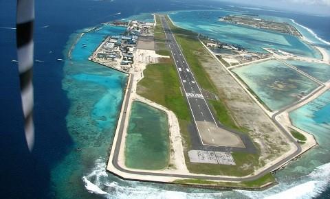 Мальдивские острова, отдых - аэропорт Хулуле
