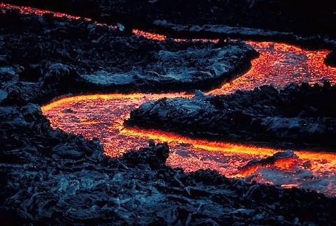 Отдых на Гавайских островах, Гавайские вулканы Большого острова