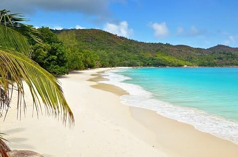 отдых на Сейшельских островах, остров пляж Праслина