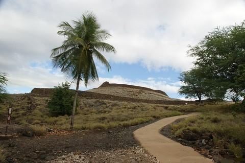Отдых на Гавайских островах - Национальный исторический музей Puukohola Heiau