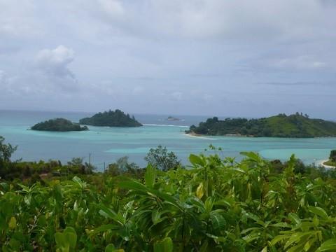 отдых на Сейшельских островах, остров Маэ - морской Национальный парк святой Анны, живописные пезажи