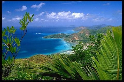отдых на Сейшельских островах, остров Праслин - Майская долина