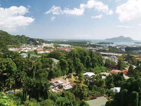 отдых на Сейшельских островах, столица - город Виктория