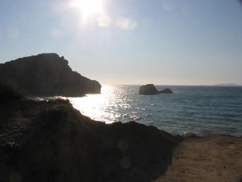 Отдых на островах Греции, остров Корфу, прекрасные пейзажи