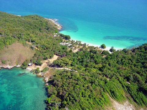 Отдых на островах Тайланда, остров Самет - райский уголок