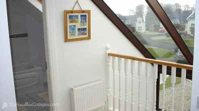 Interior upper floor of Clearwaters Holiday Home